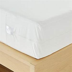 bedbug solution elite zippered 12 inch deep mattress and With box spring cover bed bath beyond