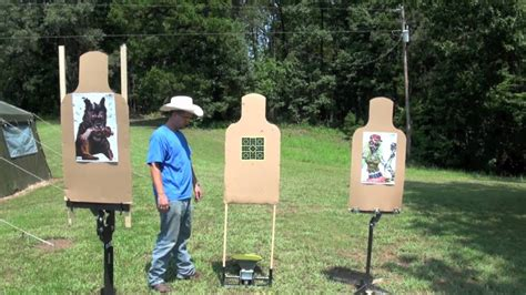 colt speed plate pop  shooting target youtube