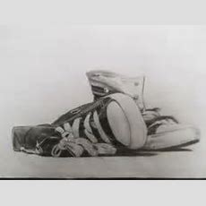 Shoe Projects & Ideas On Pinterest  Shoe Drawing, Shoe Art And Contour Line Drawing