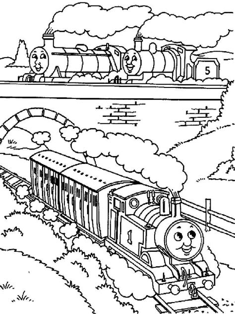 thomas friends coloring pages  printable thomas