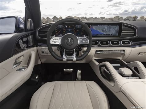 In this video, we will be.mbux infotainment system updates! 2021 Mercedes-AMG GLE 63 S (US-Spec) - Interior, Cockpit | Wallpaper #76 | 1280x960