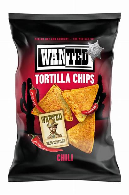 Tortilla Tex Mex Chips Chili Wanted Og