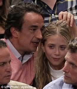 Mary-Kate Olsen and boyfriend Olivier Sarkozy spotted ...