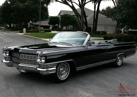 Elegant California Rust Free Survivor 1964 Cadillac