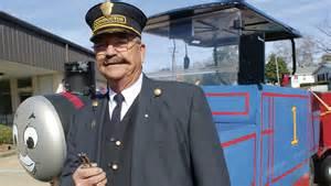 Polar Express Train Conductor