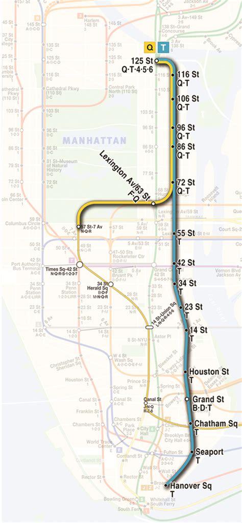 t new york city subway service wikiwand