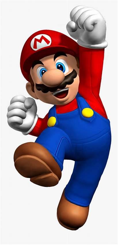 Mario Super Clipart Jumping Bros Resolution Paper