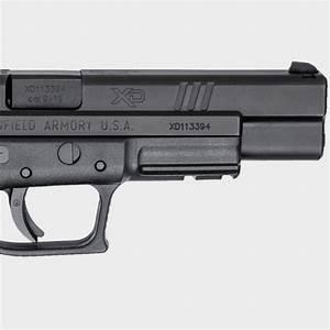 Xd U00ae 5 U0026quot  Tactical Model 9mm Handgun  Low Capacity
