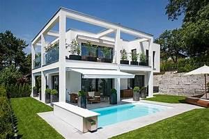 Kleine Moderne Häuser : moderne h user ch nowaday garden ~ Lizthompson.info Haus und Dekorationen