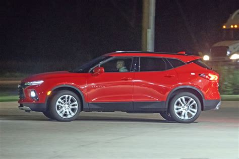 2019 Blazer Lt First Reallife Pictures  Gm Authority