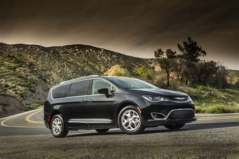 2018 Chrysler Pacifica Gas Mileage