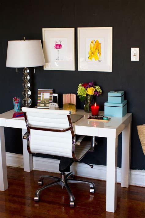 west elm parsons desk how to style a west elm parsons desk white lacquer