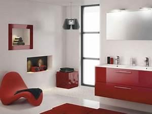 Couleur Mur Salle De Bain : peinture salle de bain et couleurs pop on aime d co cool ~ Dode.kayakingforconservation.com Idées de Décoration