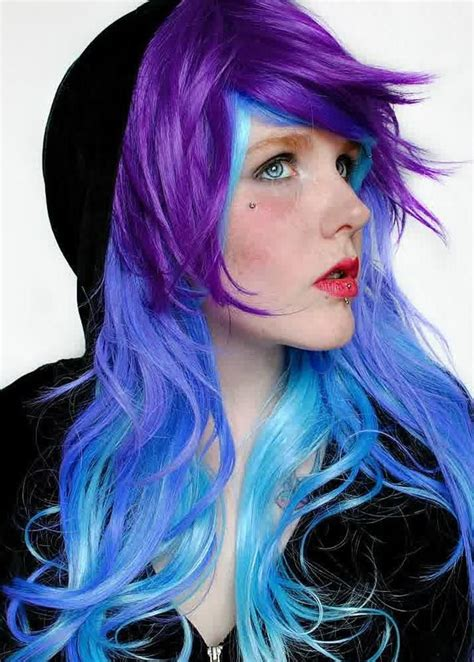 36 Best Images About Hair Color Ideas On Pinterest Teal