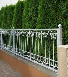 schmiedeeisen zaun zaune eisen gartenzaun metall monaco With französischer balkon mit zubehör gartenzaun metall