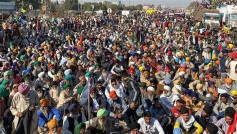 protes petani pembaruan langsung pm  berbicara  petani madhya pradesh  pukul