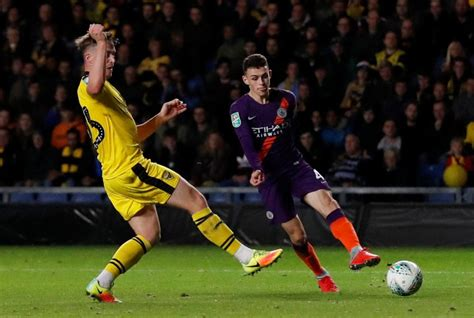 Carabao Cup - Third Round - Oxford United v Manchester ...