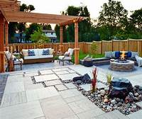 interesting pool and patio design ideas Best Backyard Patio Ideas Pictures Within Backyard #21349