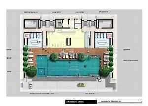 Swimming, Pool, Plan, Condominium, Construction, Wind, Sukhumvit