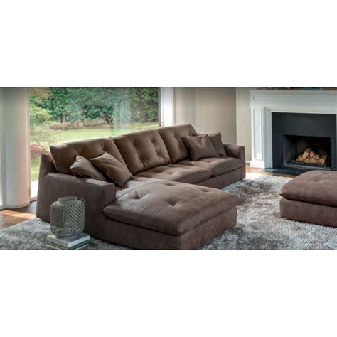 diamant sur canapé canapé italien avec chaise longue cuir concord 3 places