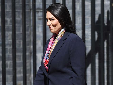 Cabinet minister Priti Patel faces accusations she is ...