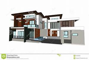 Drawings  Design Houses Stock Illustration