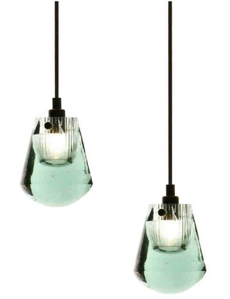 glass bead and top pendant lights by tom dixon modern