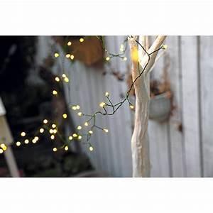 Weihnachtsbeleuchtung Aussen Led Warmweiss : tween light led lichterkette au en 200 flammig 8 m warmwei bauhaus ~ Eleganceandgraceweddings.com Haus und Dekorationen