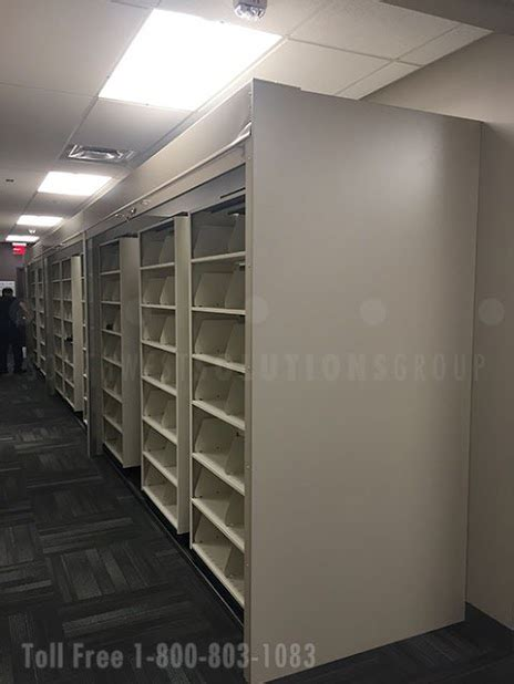 Office Supplies Durant Ok by Mobile Shelving File Allied Systems Side To Side Storage