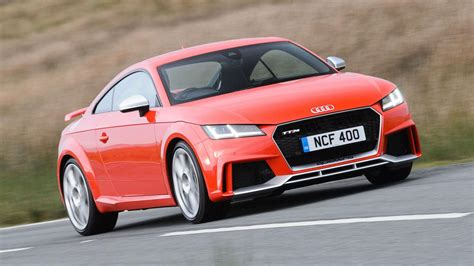 best audi tt rs audi tt rs review 400bhp quattro coupe driven in the uk