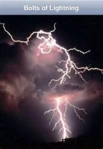Powerful Lightning Storm