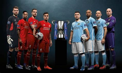 manchester city  liverpool predicted lineups  team