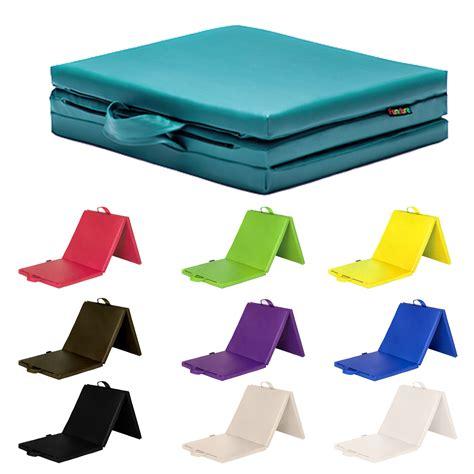 gymnastics mat ebay ture 6ft folding 2 inch play mat