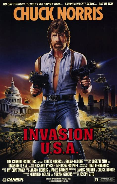chuck norris usa invasion chuck norris doesn t read books he stares them down until