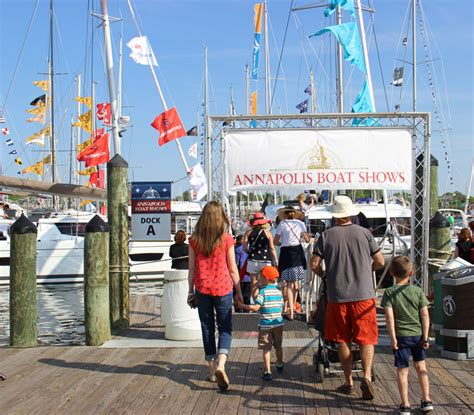 Annapolis Boat Show Sponsor by Lh Finance Inks Multi Year Contract With Annapolis Boat