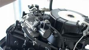 Cleaning 5hp 4cycle Outboard Carburetor