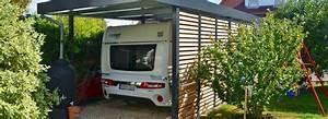 Wohnwagen Carport Selber Bauen : carport f r wohnmobil wohnwagen infos zu baugenehmigung ~ Whattoseeinmadrid.com Haus und Dekorationen