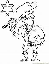 Cowboy Coloring Pages Printable Texas Rangers Cowboys Instruments Boys Adult Activity Stamps Party Ranch Popular Coloringhome Zombie Cartoon Soldier Winter sketch template