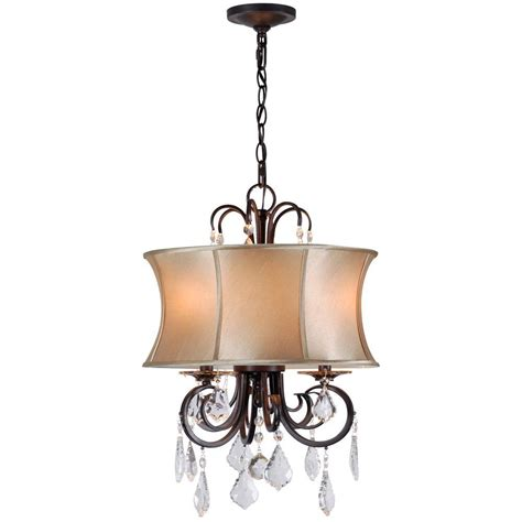 bronze chandelier with accents world imports annelise 3 light bronze chandelier with