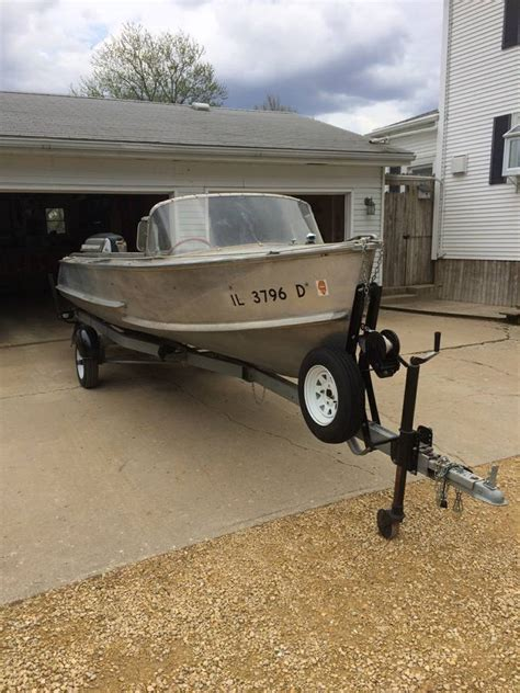 Voyager Aluminum Boats by Crestliner Voyager Boat For Sale From Usa