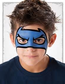Easy Boy Face Painting Ideas