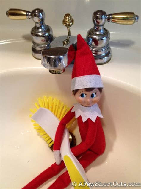 elf   shelf cleaning    shortcuts
