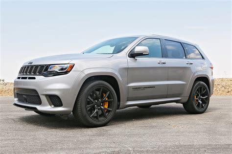 2019 Jeep Grand Cherokee Trackhawk Automobile Magazine