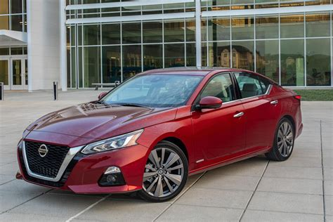 nissan altima review trims specs  price carbuzz
