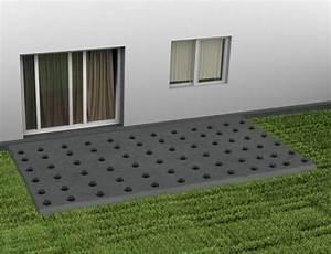 Plot Terrasse Castorama : comment poser des dalles de terrasse castorama ~ Dode.kayakingforconservation.com Idées de Décoration