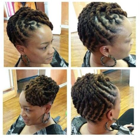 46 best locs images on pinterest dreadlock hairstyles