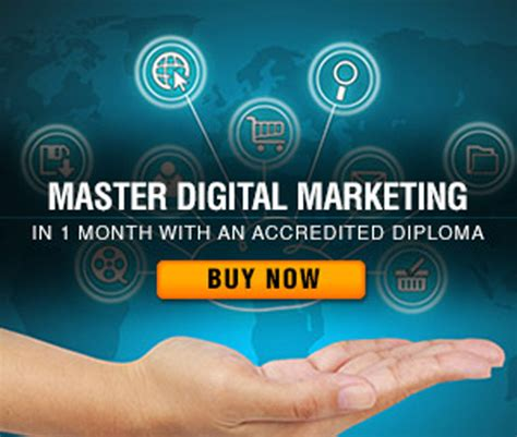 Accredited Digital Marketing Courses by Buy Digital Marketing Internationally Accredited Diploma