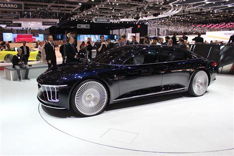 Italdesign Giugiaro Gea Concept A Study On The Luxury Car