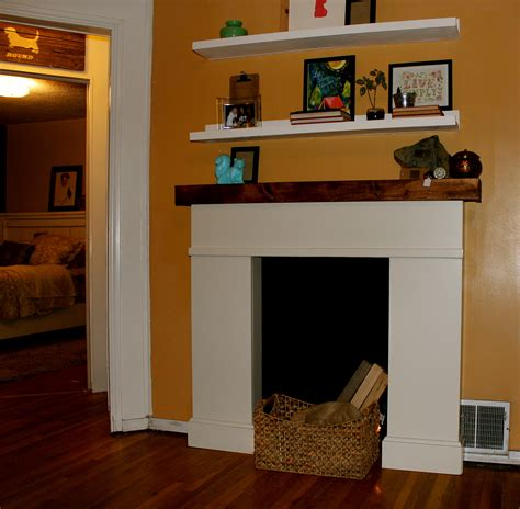 Fireplace Remodels Interior Brown Small Led Home Lighting