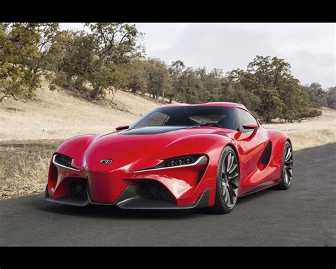 Toyota Concept Cars by Toyota Ft 1 Concept 2014